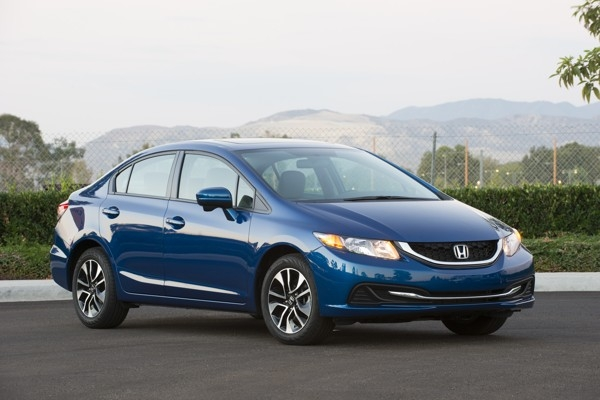 kelley blue book says 2015 honda civic best small car to buy. Black Bedroom Furniture Sets. Home Design Ideas