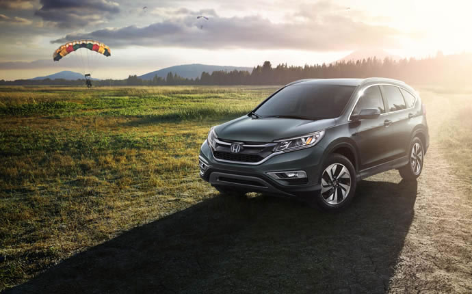 How to Drive a Honda CR-V Without Becoming a Stereotype adf49bde45