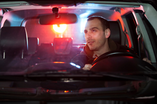 Real Pictures Of A Person Getting Pulled Over : How to handle getting pulled over by the police
